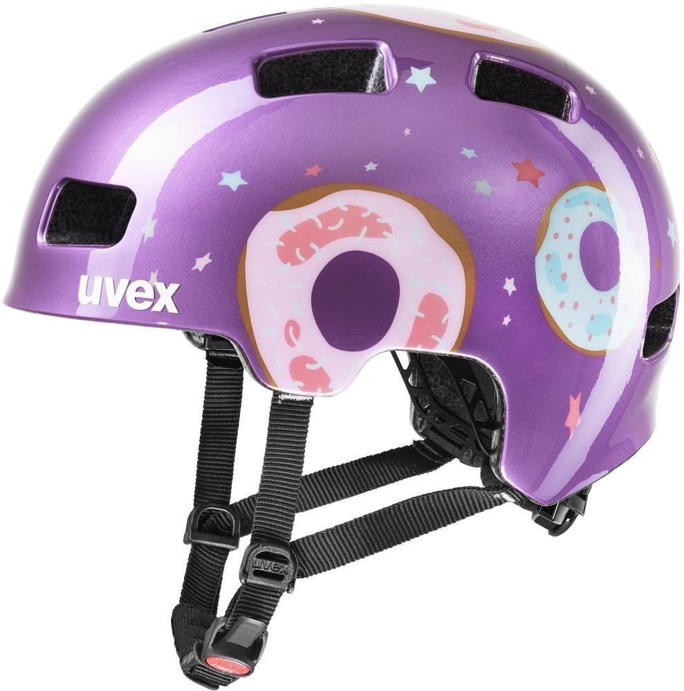 UVEX HLMT 4 Purple Donut 51-55