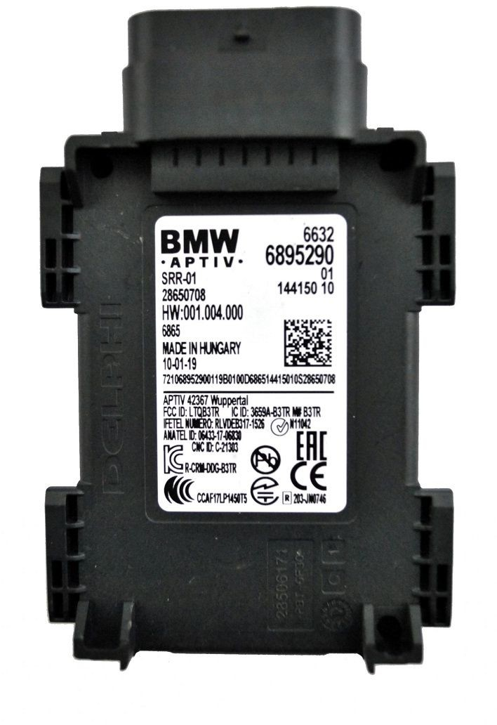 GT Nowy Oryginalny Radar Sensor Czujnik Zmiany Pasa BMW 3 G20 5 G30 F90 M5 G31 6 G32 8 G14 G15 X3 G01 X4 G02 X5 G05 X7 G07 Z4 G29 Phantom RR11 Phantom EWB RR12 Cullinan RR31 66326895290