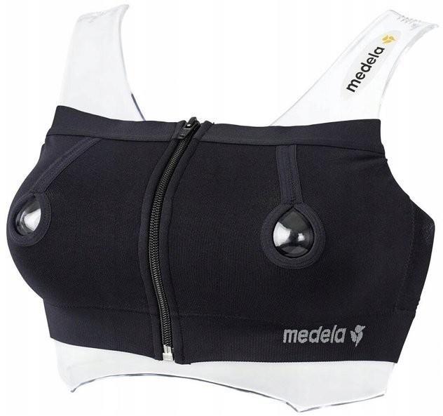Medela Gorset Easy Expression czarny M | Darmowa dostawa od 59 zł NN-AME-AFG3-001