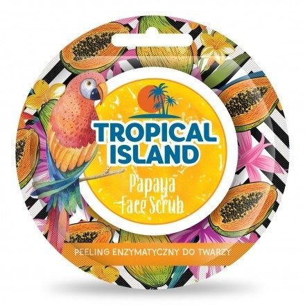 Marion Tropical Island Face Scrub Papaja 8g