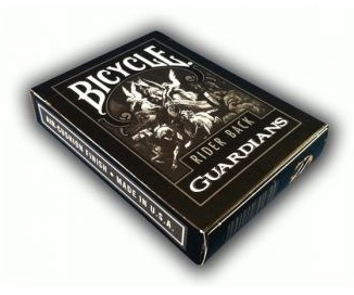 Quint Poker Bicycle Karty Guardians