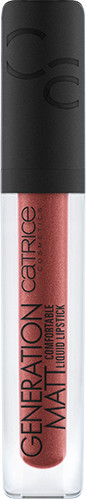 Catrice Generation Matt Lipstick Płynna pomadka do ust 020 The Metalist 5ml 1234618128