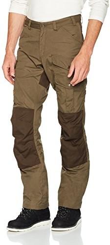 Fjällräven Barents Pro spodnie trekkingowe męskie, zielony, 46 81761-246