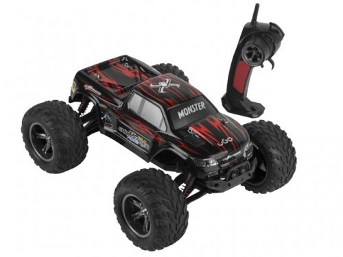 UGo UGo Samochód zdalnie sterowany Monster 1:12 45km/h