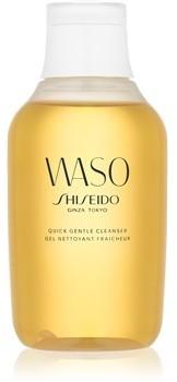 Shiseido Waso Quick Gentle Cleanser oczyszczający żel bez alkoholu 150 ml