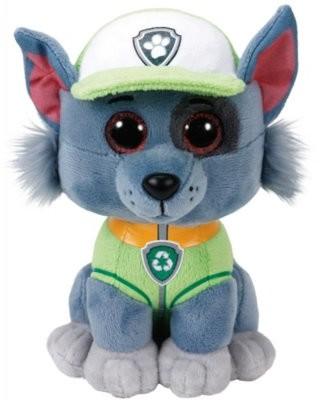 Ty Inc. Beanie Babies Psi patrol Rocky 15cm - wysyłka w 24h !!!