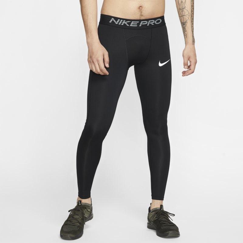 Nike Legginsy męskie Pro - Czerń BV5641-010