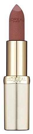 PARIS L'Oréal Color Riche szminka do ust, Copper Brown kredka do ust o szlachetnej, kremowej strukturze i pigmentacji, niezwykle bogata i pielęgnująca, 1 szt. 3600521114759