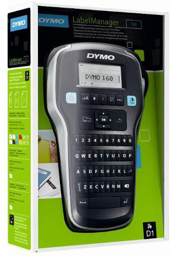 Dymo LabelManager 160 - S0946340