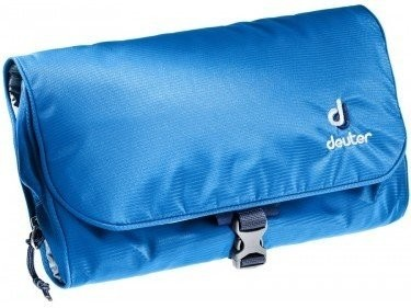 Deuter Kosmetyczka WASH BAG II kolor niebieski