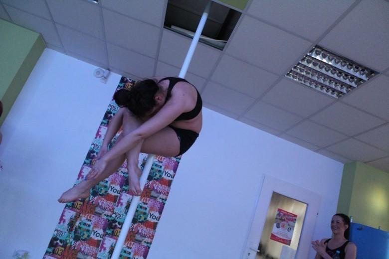Indywidualna lekcja Pole dance  Płock P0004510