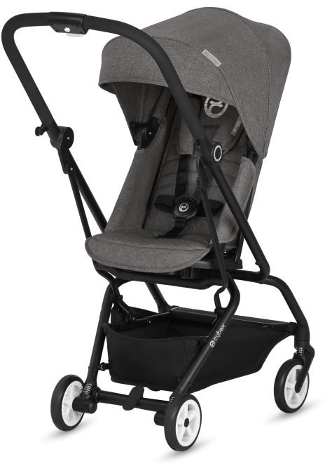 top Cybex EEZY S TWIST MANHATTAN GREY 360 STOPNI