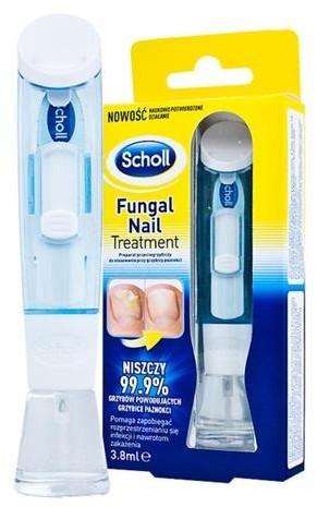 Scholl Preparat na grzybicę paznokci 3,8 ml 49815-uniw