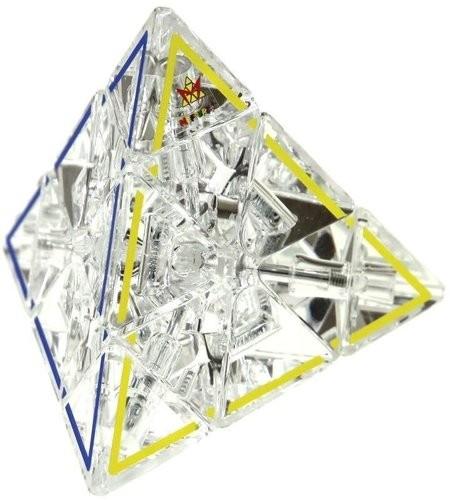 G3 Pyraminx Crystal - łamigłówka Recent Toys