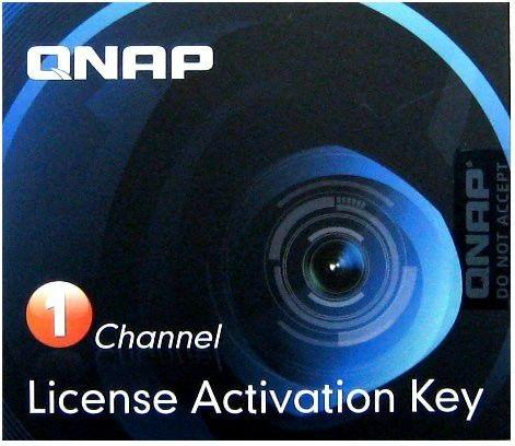Opinie o Qnap LIC-CAM-NAS-1CH Camera License Pack 1 - LIC-CAM-NAS-1CH - LIC-CAM-NAS-1CH