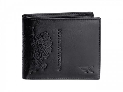 Kochmanski Studio Kreacji skórzany portfel męski PREMIUM 3052