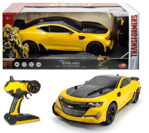 Dickie Toys Transformers M5 Bumblebee na radio 40cm