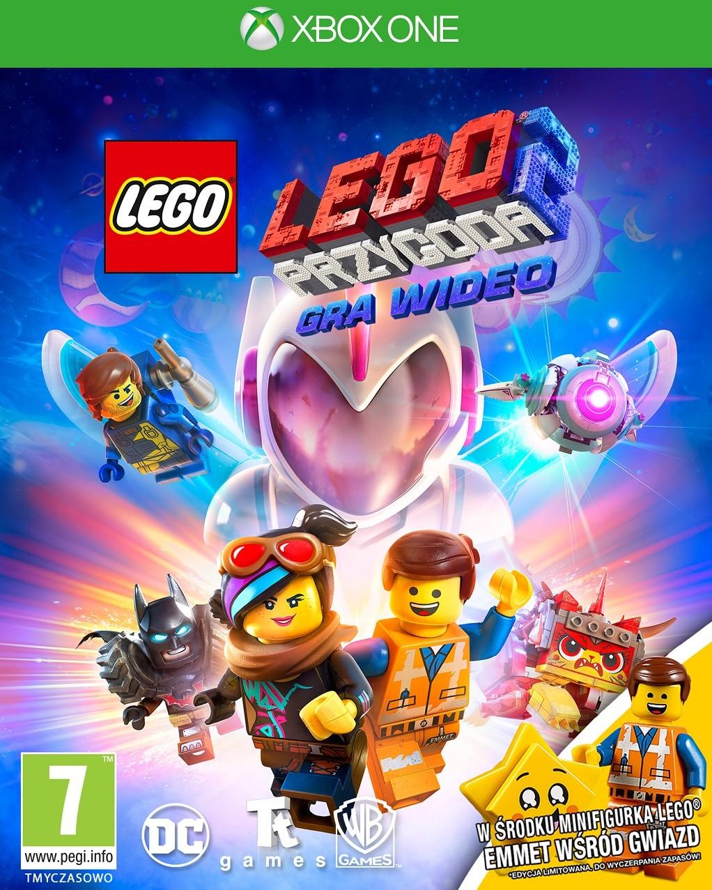 LEGO Przygoda 2 Gra Wideo (GRA XBOX ONE)