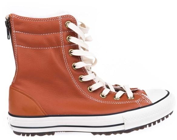 Converse buty Chuck Taylor All Star Hi-Rise Boot Brown BROWN) rozmiar 36.5