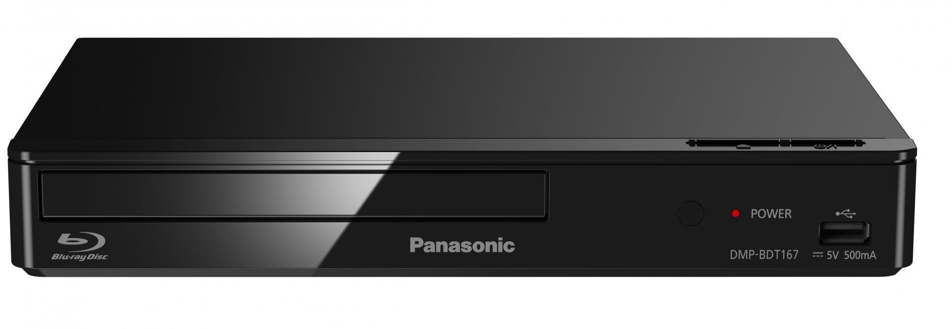 Panasonic BDT167EG