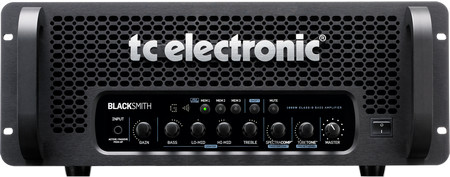 TC Electronic TC Electronic Blacksmith Wzmacniacz basowy 1600W typu head