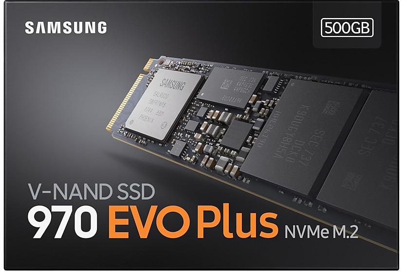 Samsung 970 EVO Plus 500GB MZ-V7S500BW