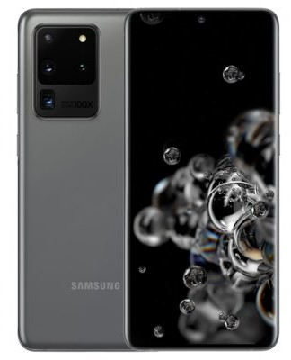 Samsung Galaxy S20 Ultra 128GB Dual Sim Szary