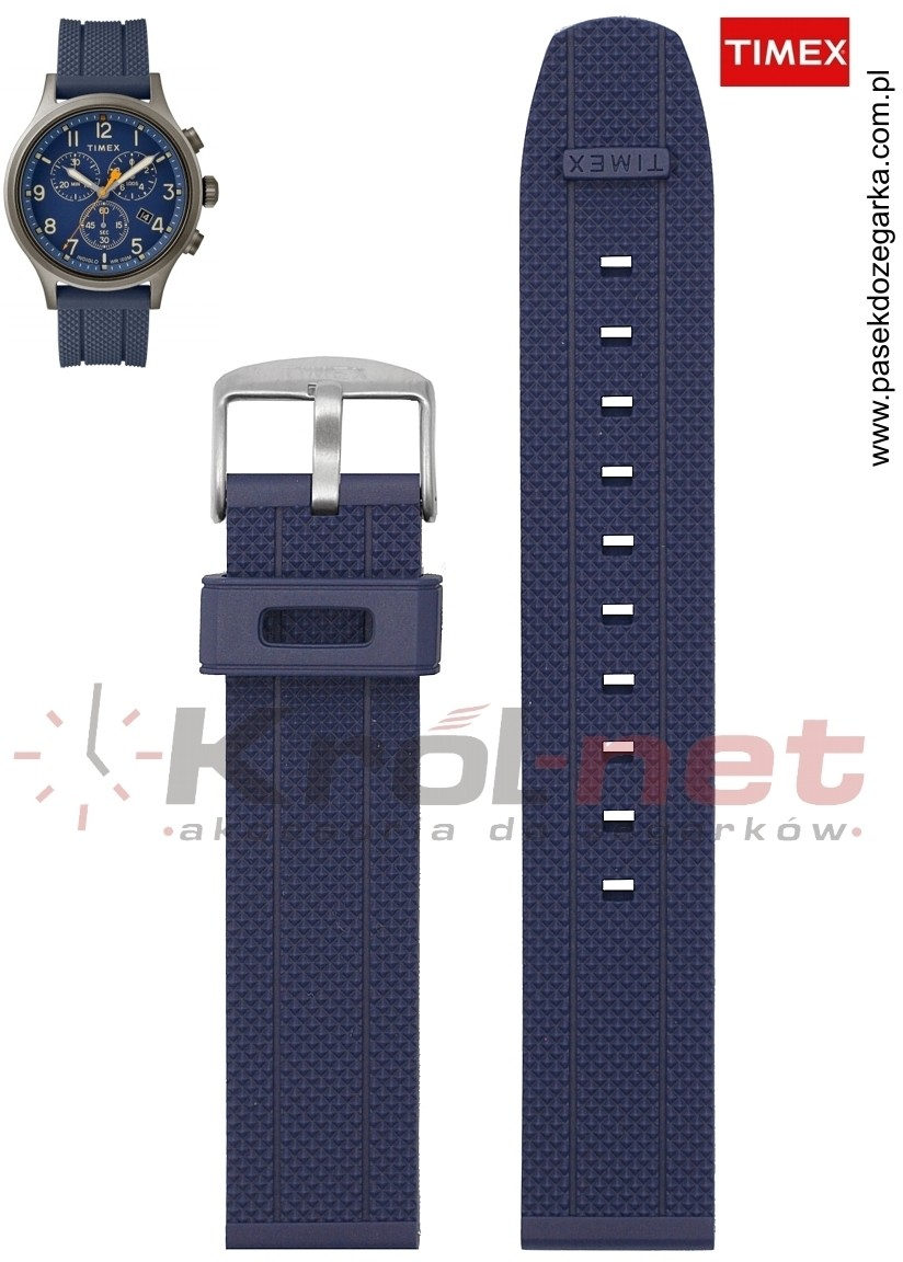 Timex Pasek TW2R60300 (PW2R60300) PW2R60300