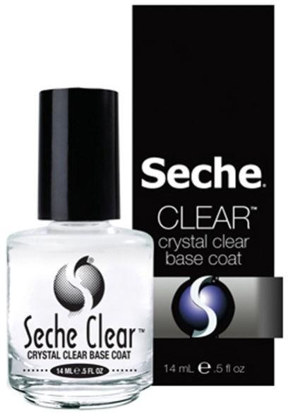 SECHE Crystal Clear Base Coat 14ml Sv83185 5624