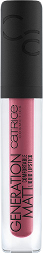 Catrice Generation Matt Lipstick Płynna pomadka do ust 060 Blushed Pink 5ml 1234618121
