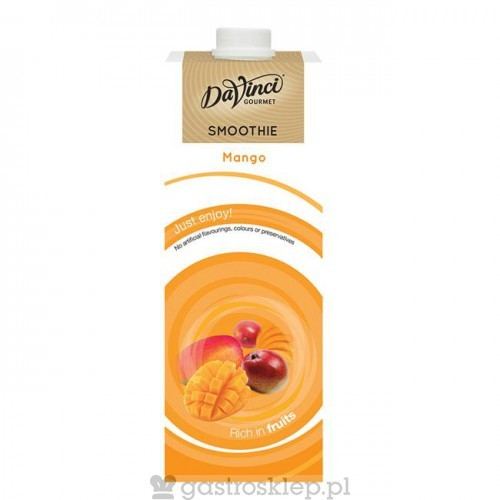 DaVinci Gourmet Smoothie o smaku mango | 998861 DaVinci Gourmet