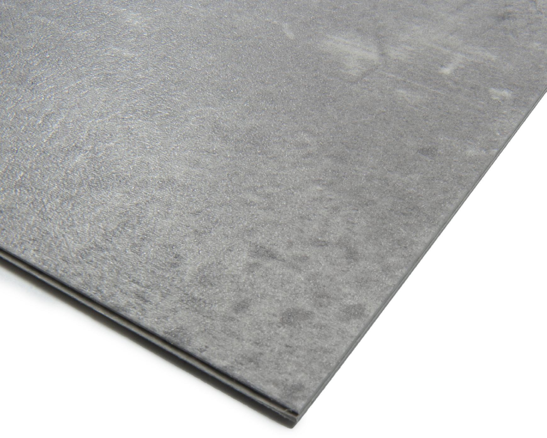 Panele płytki winylowe wodoodporne beton szary szt
