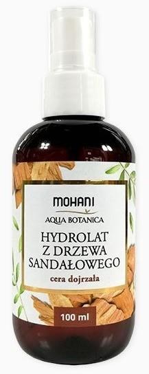Mohani Mohani Hydrolat z drzewa sandałowego 100ml 37484-uniw