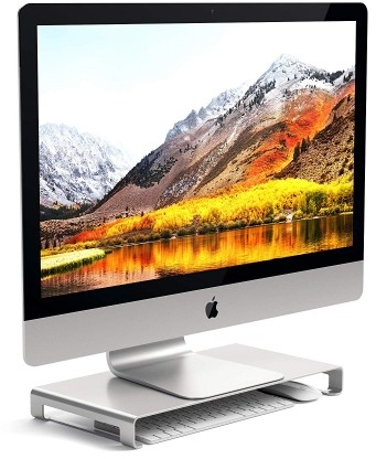Satechi SATECHI ALUMINUM IMAC STAND | Silver ST-ASMSS