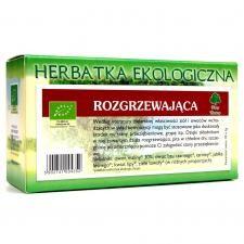Dary Natury Mirosław Angielczyk, Koryciny 73,17-31 Herbatka ROZGRZEWAJĄCA BIO (20 x 2 g) 000-C127-21545