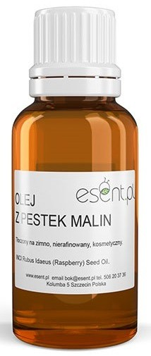 Esent Esent Olej z pestek malin 20ml 1234606901