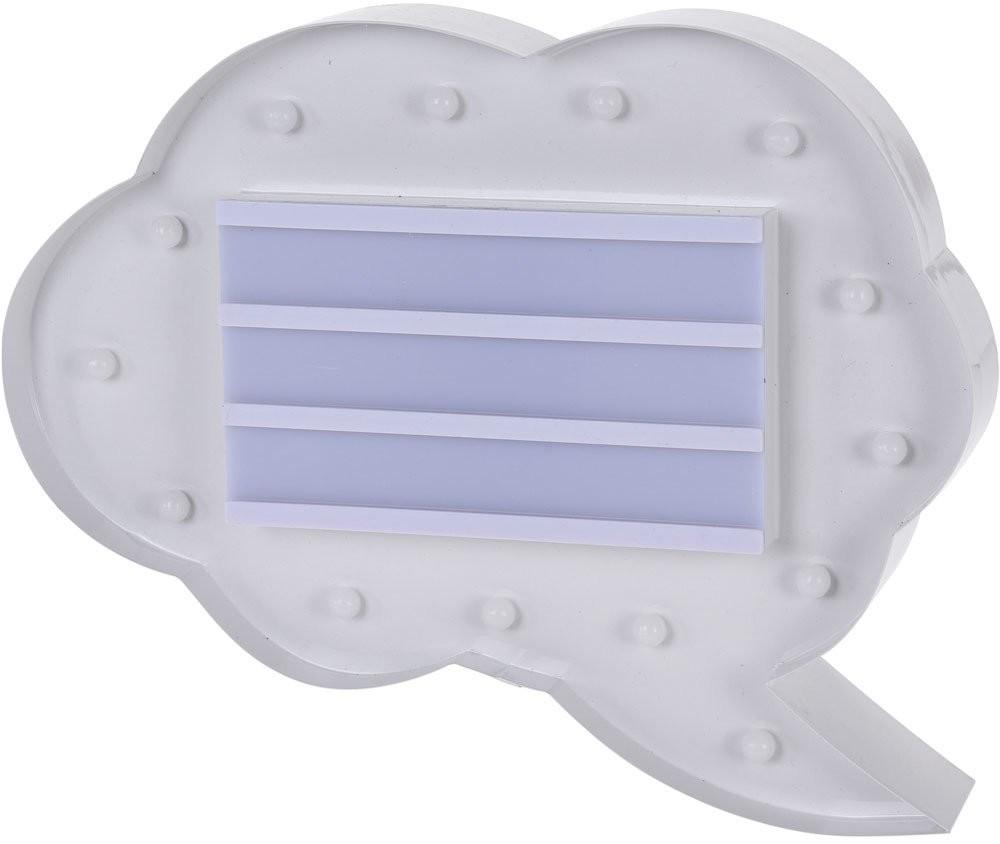 Home Styling Collection Lampa light box czarna z własnym napisem designerska lampa na ścianę z neonem AX5302530