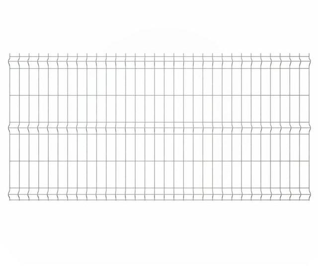 WIŚNIOWSKI Panel ogrodzeniowy VERA 250 cm x 123 cm WIŚNIOWSKI