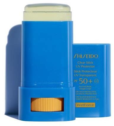 SHISEIDO Clear Stick UV Protector SPF 50+