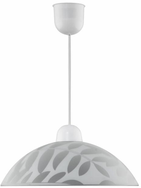Candellux LETYCJA LAMPA WISZĄCA sufitowa 30cm 1X60W E27 31-49875