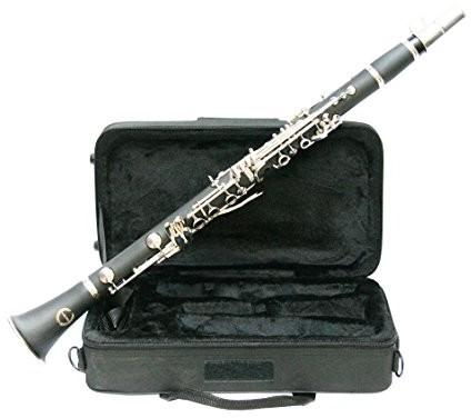Purcell Purcell SCL 30 S plastikowy klarnet BB z posrebrzanymi zaworami SCL 30 S
