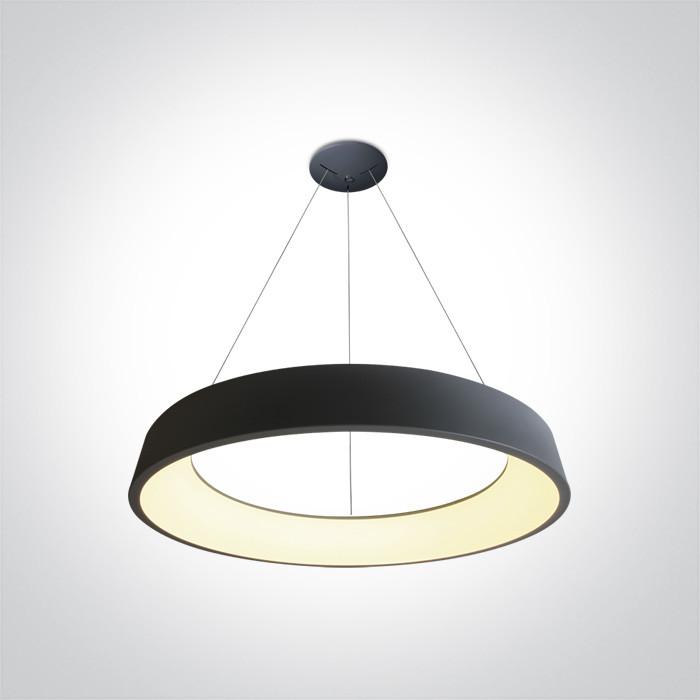 One Light Lampa wisząca Pteri 62142NB/AN/W 62142NB/AN/W