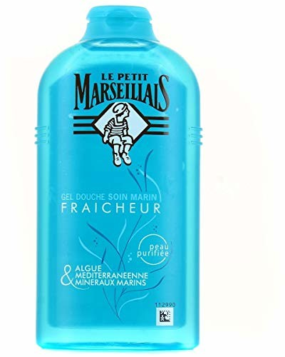 Le Petit Marseillais Le Petit Mars illais śródziemnomorski ALG i Marine Mineral Purifying żel pod prysznic