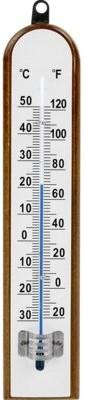 BROWIN Termometr wewnętrzny Drewniany 012600