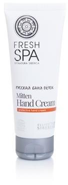 Siberica PROFESSIONAL Fresh Spa Mitten Hand Cream ochronny krem do rąk 75ml 49904-uniw