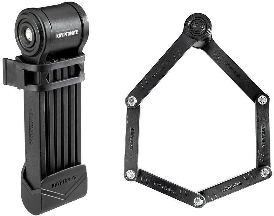 KRYPTONITE Zapięcie składane KEEPER 585 Folding Lock 3mm/85cm 720018004110