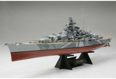 Tamiya Tirpitz German Battleship 488327