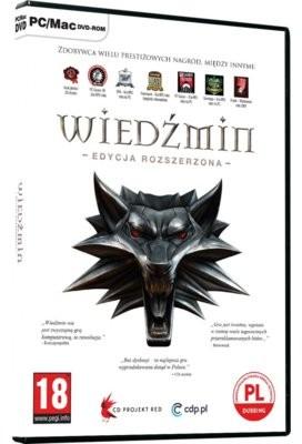 Wiedźmin Edycja Rozszerzona PC
