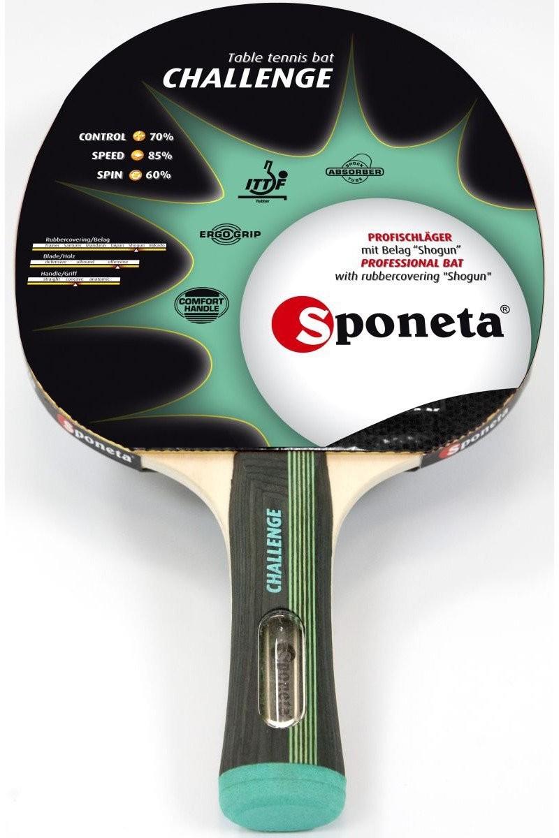 Sponeta VS VS, Rakietka do tenisa stołowego, Challange