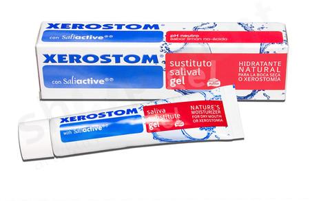 XEROSTOM Gel - Żel zastępujący ślinę, polecany przy kserostomii 25ml 0000000714
